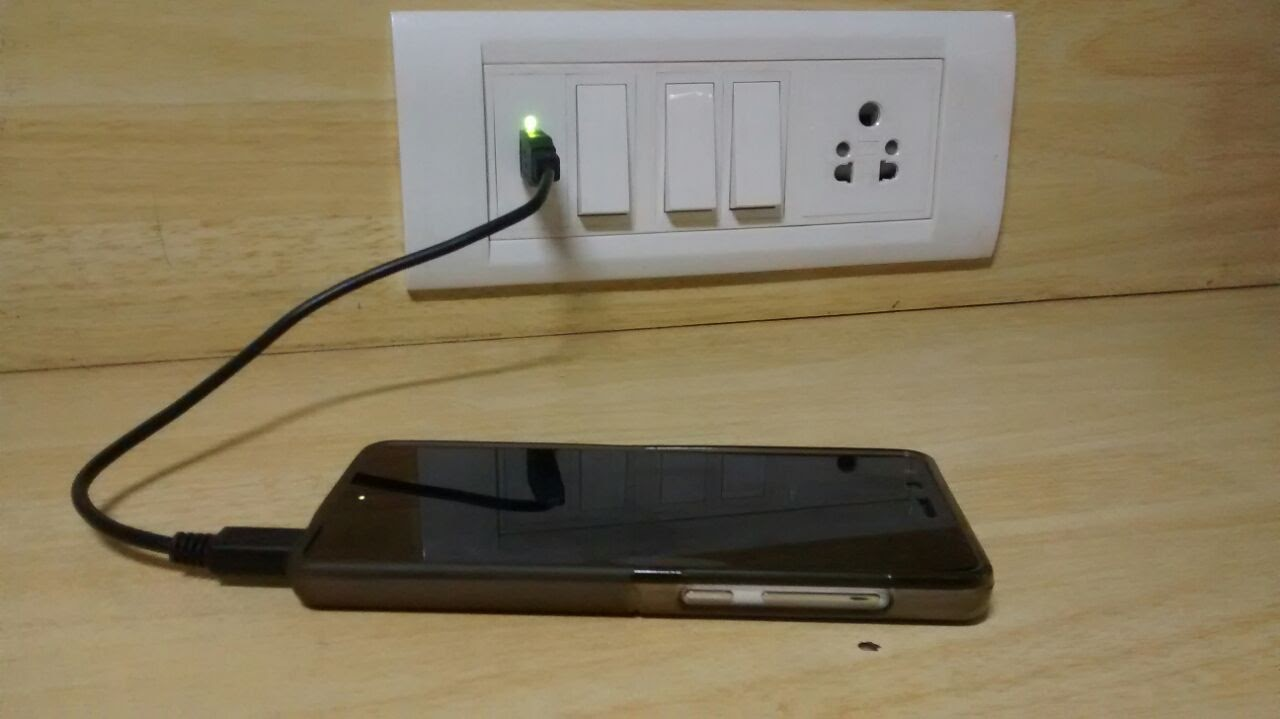 USB Charger Case Study Image