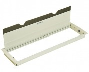 Access-Flap---450-mm-with-Gasket-&-Frosty-White-(Open)
