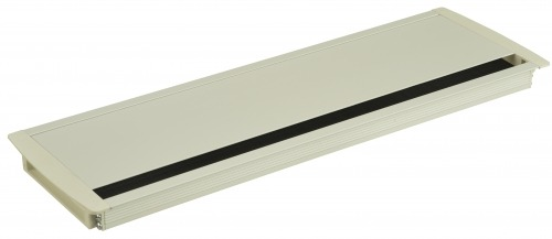 Access Flap - 450 mm with Brush & Frosty White