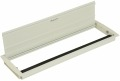 Access Flap - 450 mm with Brush & Frosty White (Open)