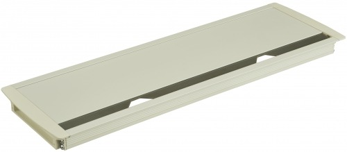 Access Flap - 450 mm with Gasket & Frosty White