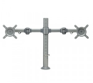 double-monitor-arm-Flange