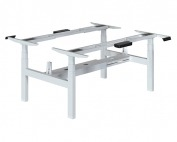 Height Adjustable Table - Back to Back