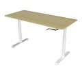 Height Adjustable Table - Manual - with top