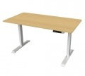 Height Adjustable Table - Single Motor - with top